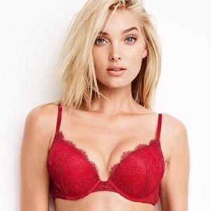 Victoria's Secret Very Sexy Push Up Lace Bra 36D❤️